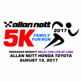 Allan Nott Honda >> Allan Nott 5k Family Fun Run Sun Aug 13 2017