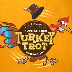 3RD ANNUAL HOPE KITCHEN TURKEY TROT