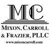 Mixon, Carroll, & Frazier, PLLC