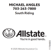 Michael Angles- Allstate Insurance